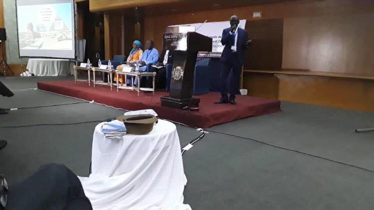 the conference of Senegal ophthalmic society