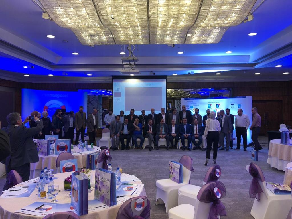 Launch of Normoprost eye drops (Latanoprost ) in Jordan