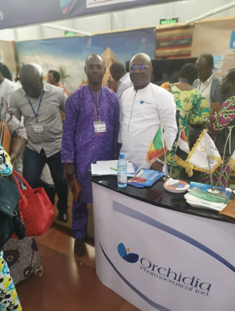 Orchidia's participation in SAFO conference